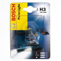Lampadina H3 Bosch Pure Light
