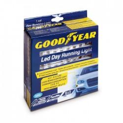 Luci LED auto Goodyear 8 LED