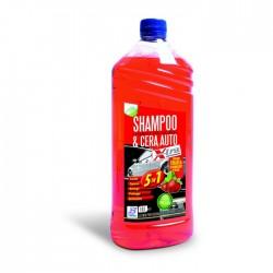Shampoo e cera auto 1 Litro